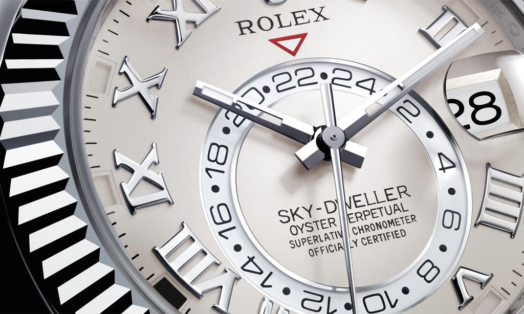 Die Rolex SkyDweller