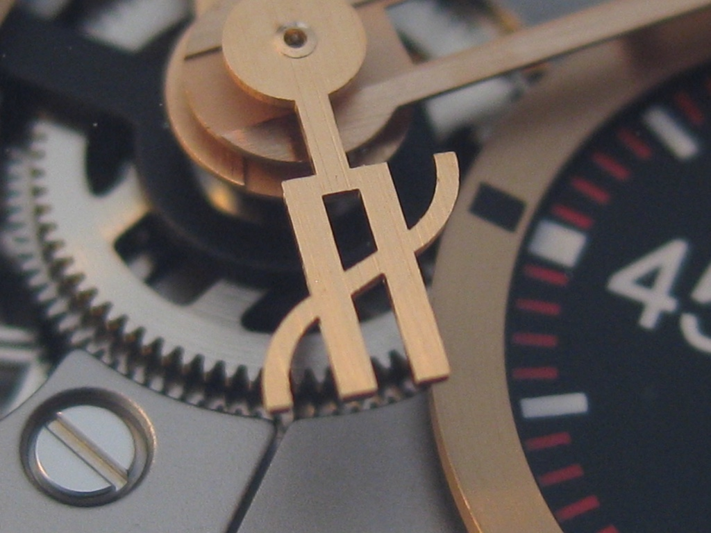 Hublot – the small things