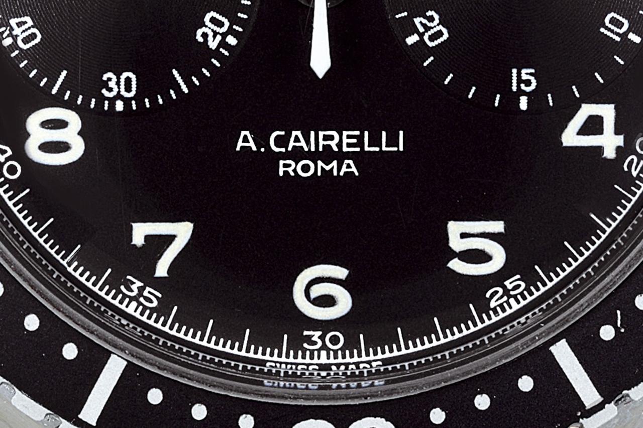 Zenith – Cronometro Tipo CP-2Cairelli