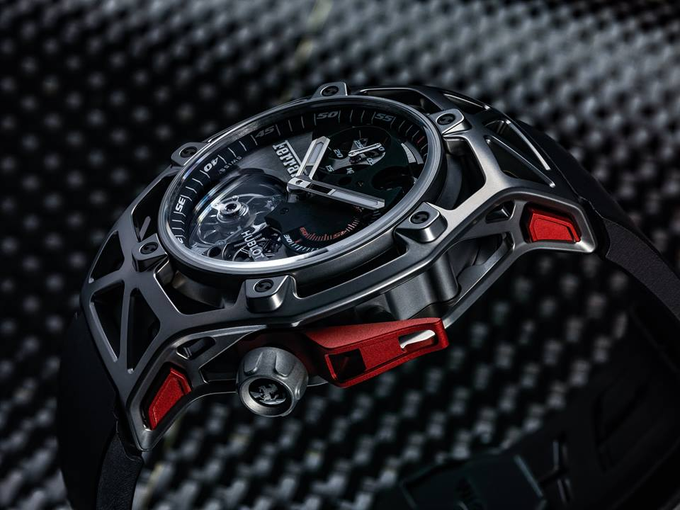 Hublot Techframe Ferrari