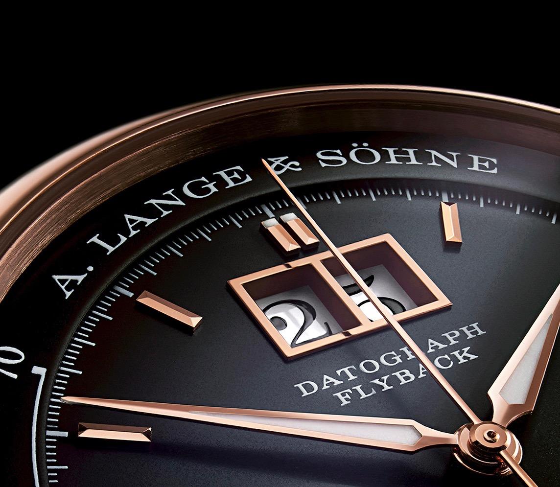 A. Lange & Söhne – DatographFlyback
