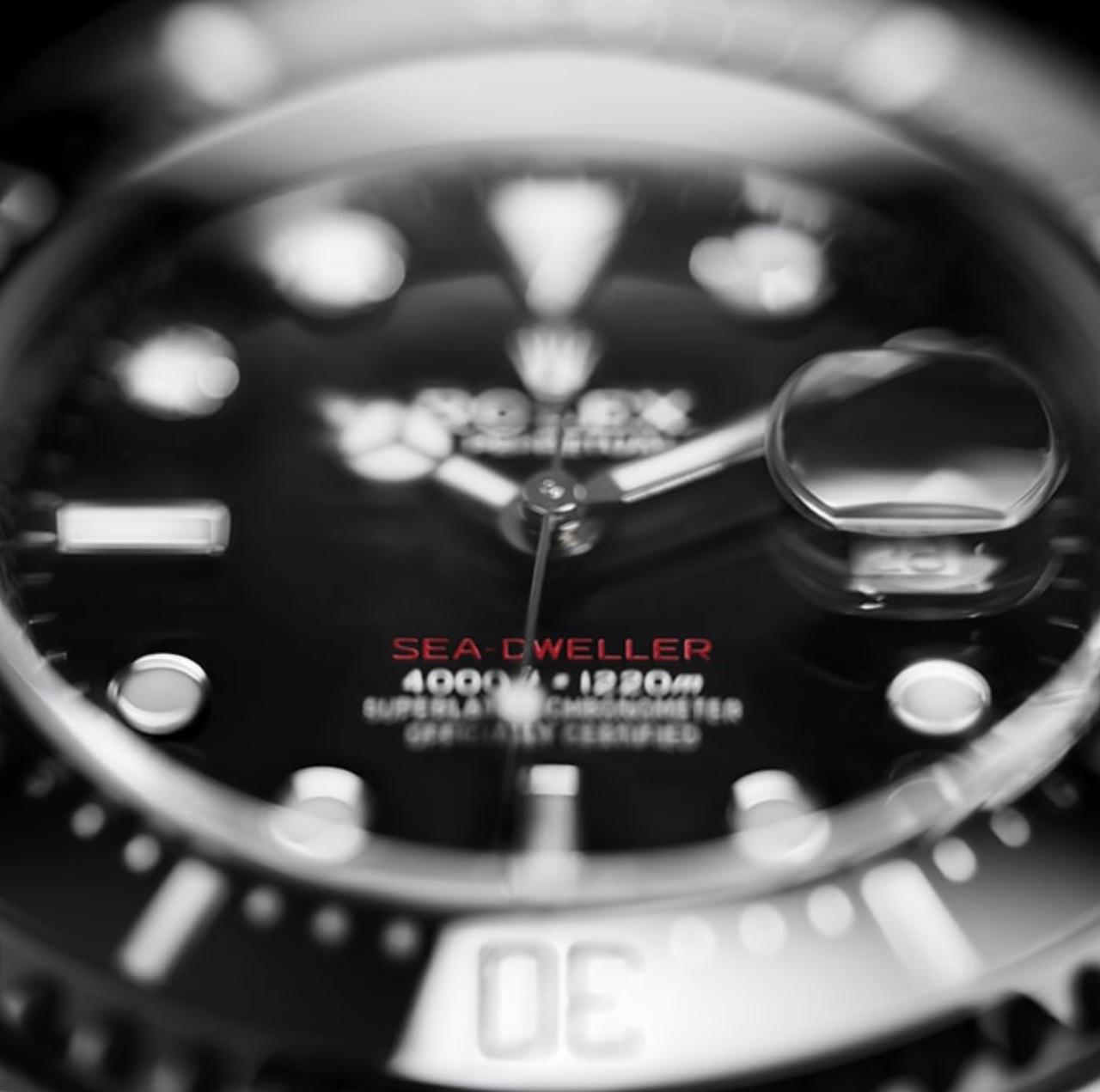 Rolex Sea Dweller Ref.126600