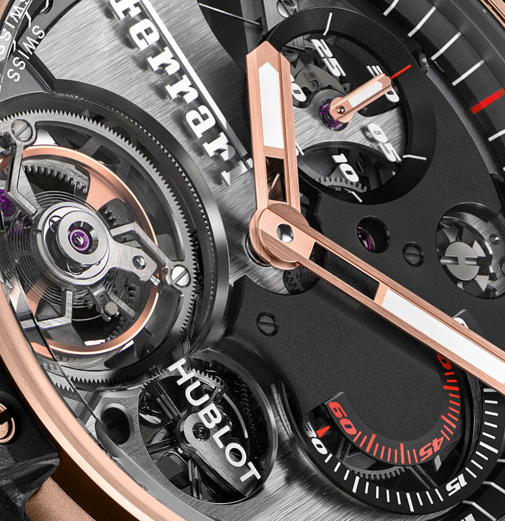 Hublot-Techframe-Ferrari-70-Years-Tourbillon-Chronograph-5