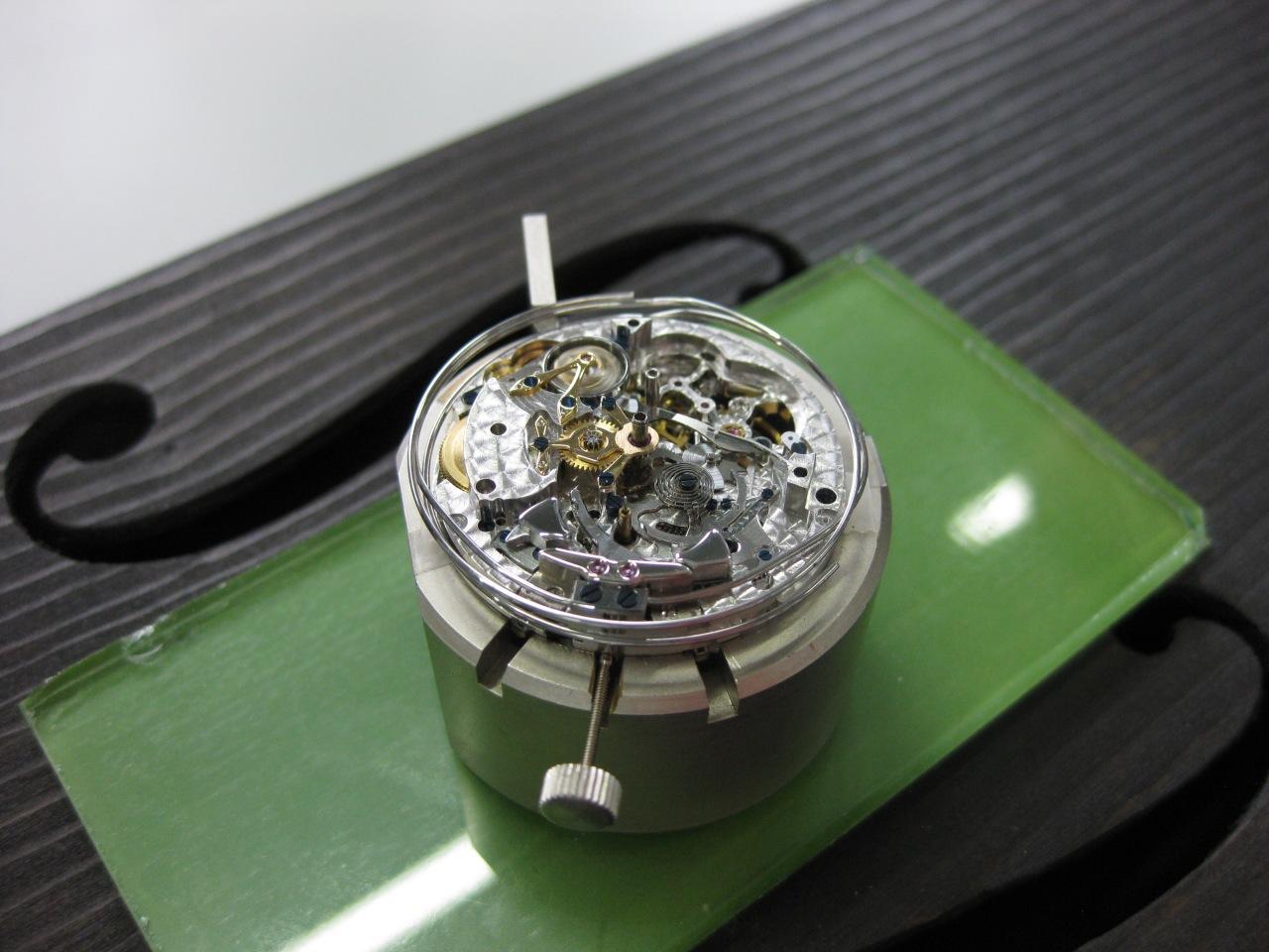 Ein Pladoyer Fur Die Mechanische Uhr