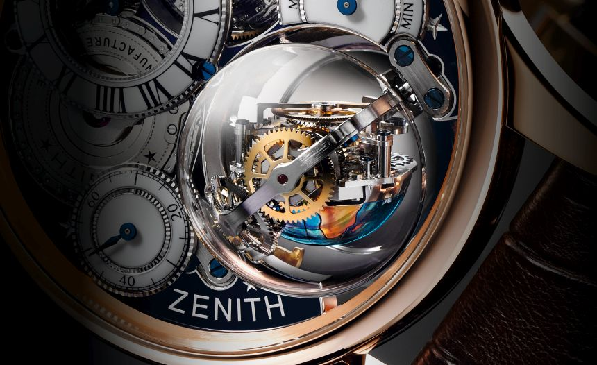 Zenith Gravity Control