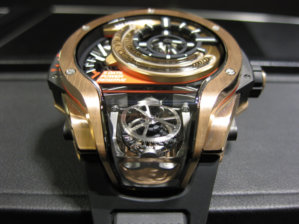 hublot mp 09 bi axis tourbillon. Black Bedroom Furniture Sets. Home Design Ideas