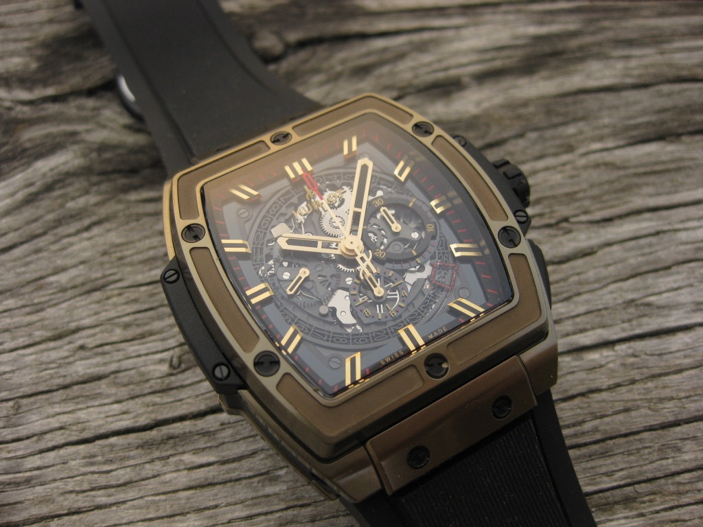 Hublot Spirit of Big Bang Magic Gold