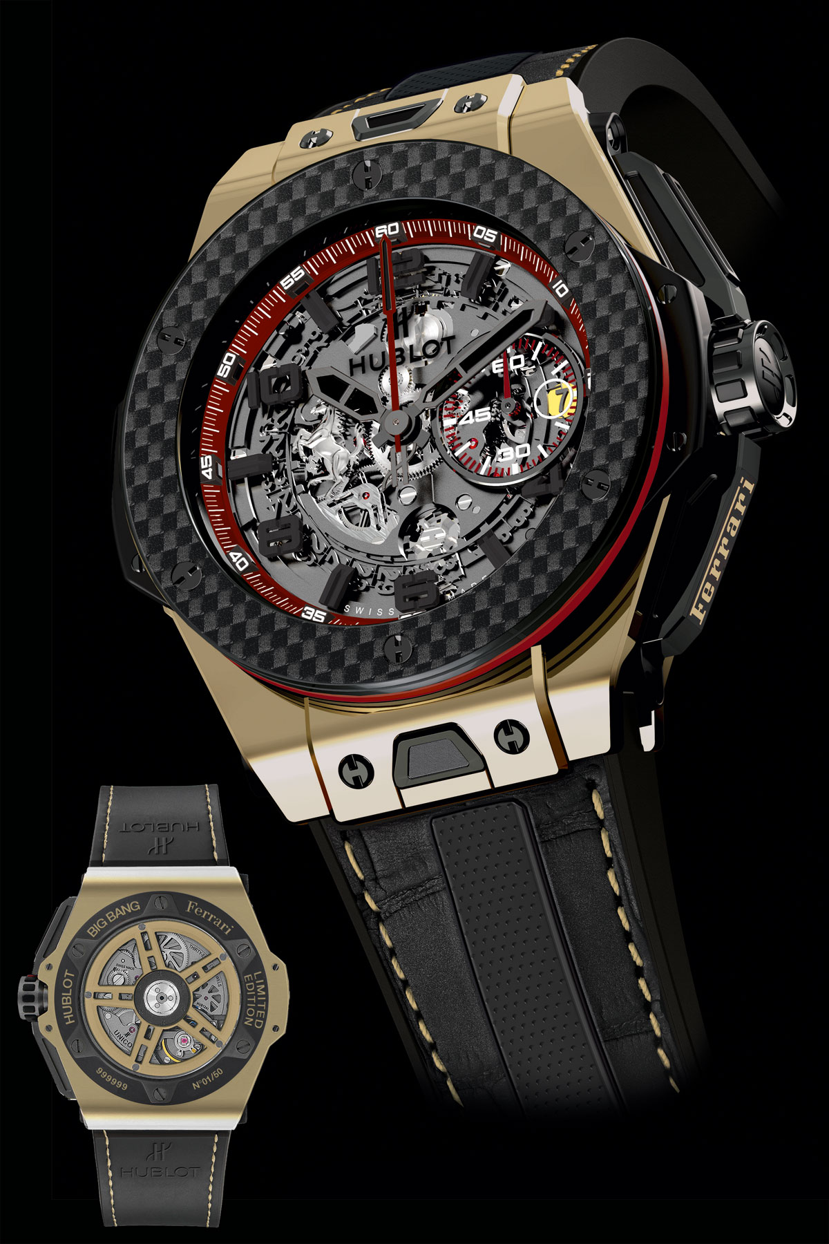 hublot the magic gold story. Black Bedroom Furniture Sets. Home Design Ideas