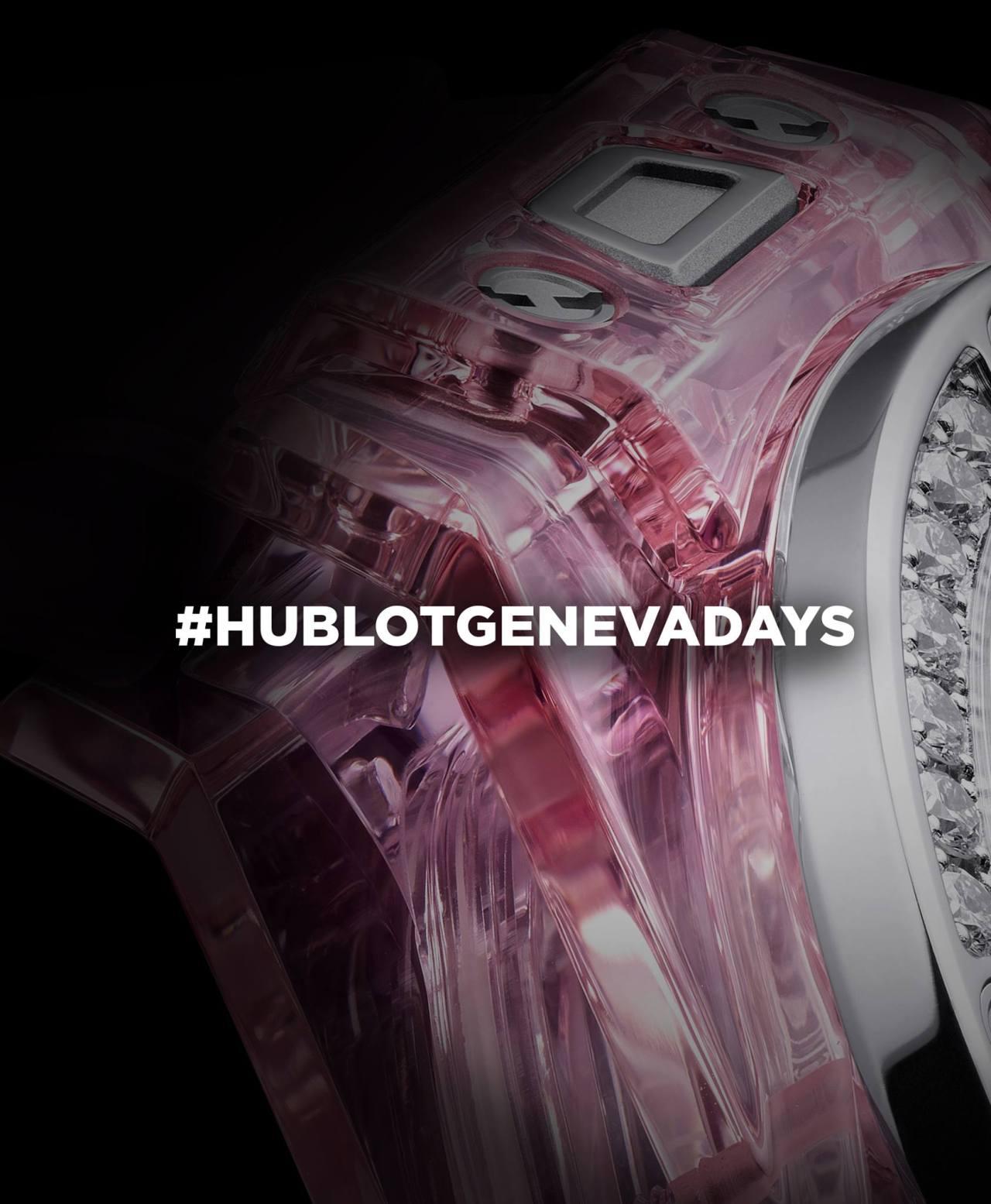 Hublot @ Geneva Days2018