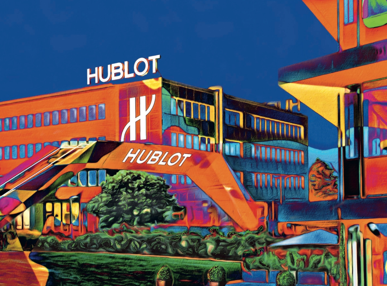 Der Hublot Katalog2018