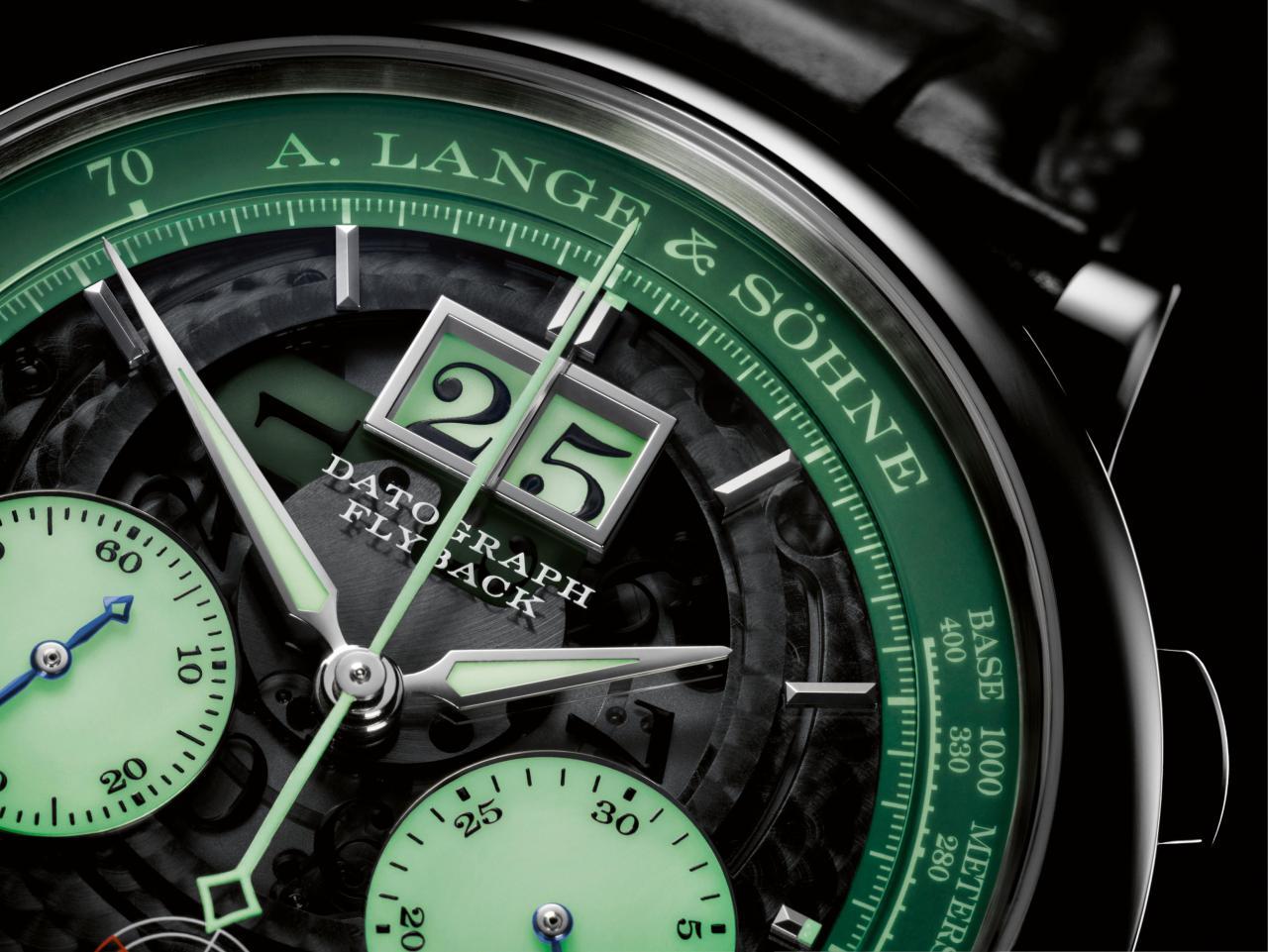 """A. Lange & Söhne Datograph Auf/Ab""""Lumen"""""""