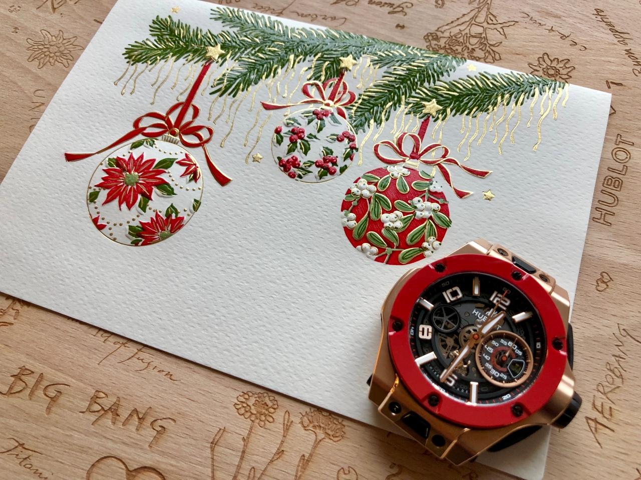 Ein frohes und gesegnetesWeihnachtsfest!