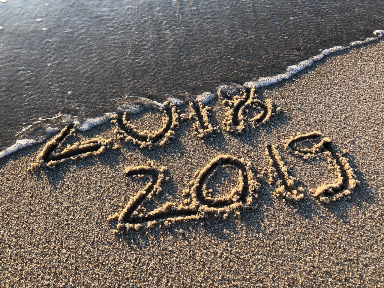 Einen guten Rutsch in das neue Jahr2019!