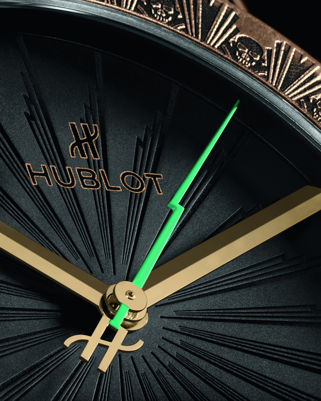 Hublot x Wild Customs x Laurent Picciotto