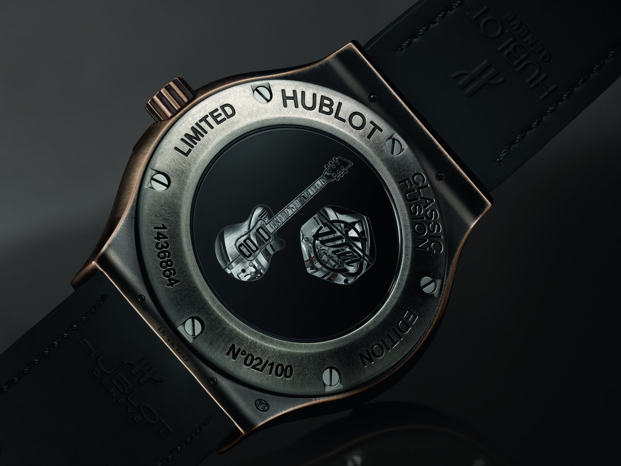 Classic Fusion Picciotto Bronze