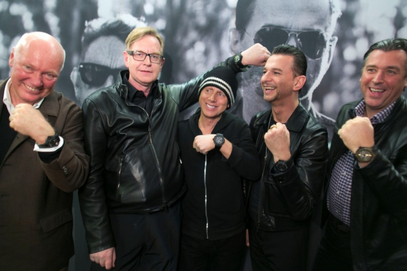 Hublot & Depeche Mode – die Editionen
