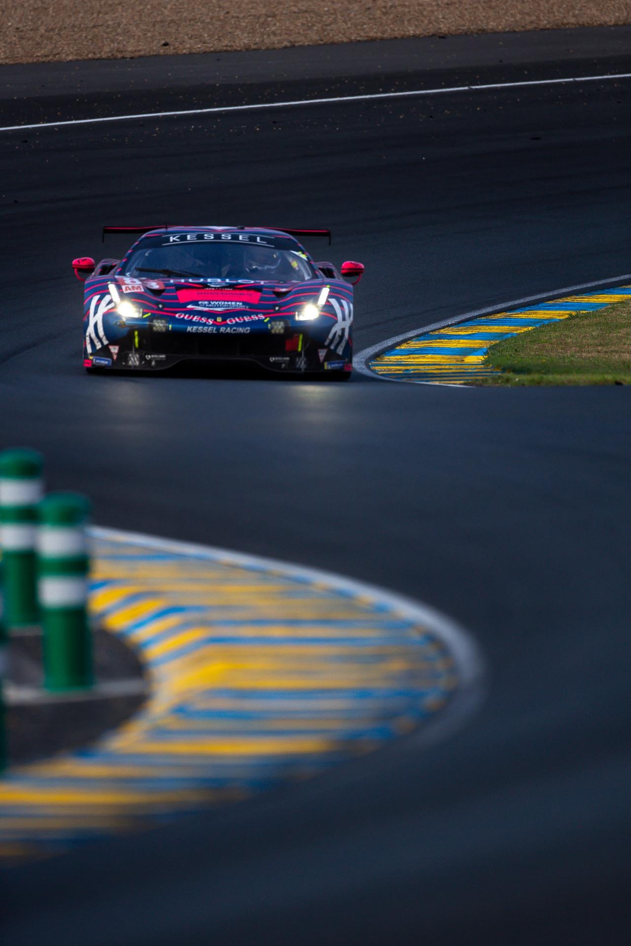 Hublot @ Le Mans2019